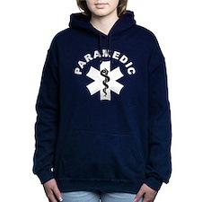 Paramedic Star Of Life Women's Hooded Sweatshirt