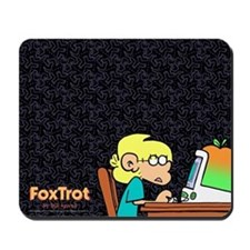 Cute Foxtrot Mousepad