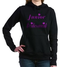 Junior Bridesmaid Simply Love Hooded Sweatshirt
