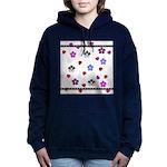 Hearts and Flowers.jpg Hooded Sweatshirt