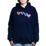 baby hearts.png Hooded Sweatshirt
