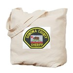 Sonoma County Sheriff Tote Bag