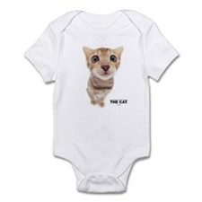 Bengal Cat Baby Bodysuit