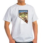 Eureka County Sheriff Light T-Shirt