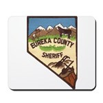 Eureka County Sheriff Mousepad