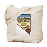 Eureka County Sheriff Tote Bag