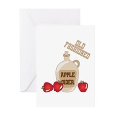OLD FASHIONED Greeting Cards