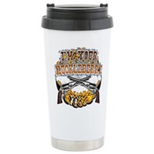 Cute Tombstone Travel Mug