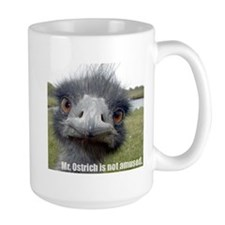 Mr. Ostrich's Awesome Mug! Mugs