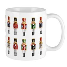 Xmas Nutcrackers Mugs