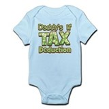 Lil' Tax Deduction Onesie