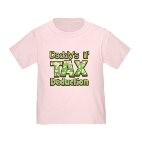 Lil' Tax Deduction Toddler T-Shirt