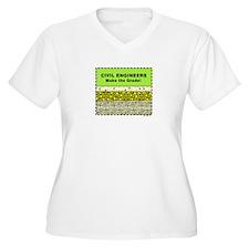 Civil Engineers Graded T-Shirt