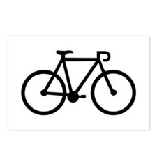 Bicycle bike Postcards (Package of 8)