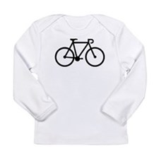 Bicycle bike Long Sleeve Infant T-Shirt