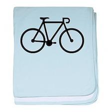 Bicycle bike baby blanket