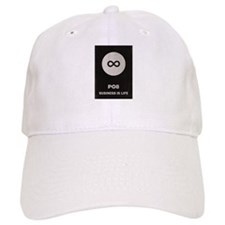 Power of Eight Group: Business is Life Baseball Cap