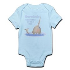 Narwhal Unicorn Body Suit