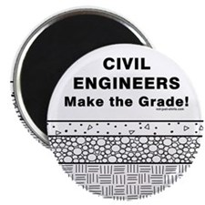 Civil Engineers Graded Magnet
