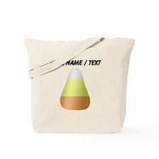 Custom Candy Corn Tote Bag