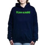 kawigreenback.png Hooded Sweatshirt