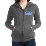 Perfectly Imperfect Zip Hoodie