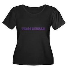 Team Stefan Plus Size T-Shirt