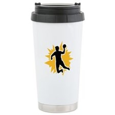 Dodgeball player Travel Mug