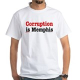 Corruption is Memphis Shirt