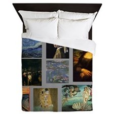 Art Gallery Queen Duvet
