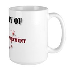 Property of Emergency Department Mug