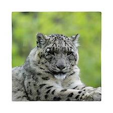 Leopard007 Queen Duvet