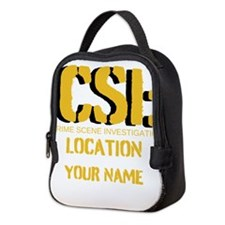 CSI Neoprene Lunch Bag