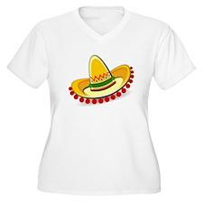 Sombrero Plus Size T-Shirt