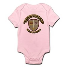 Army - 5th Transportation Battalion Infant Bodysui
