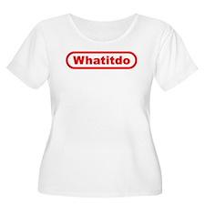 Whatitdo (What it do?) T-Shirt