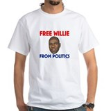 Free Willie From Politics Shirt
