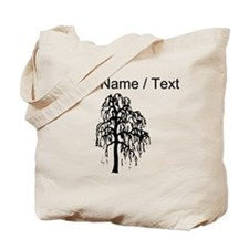 Custom Willow Tree Tote Bag