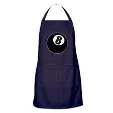 8 Ball Apron (dark)