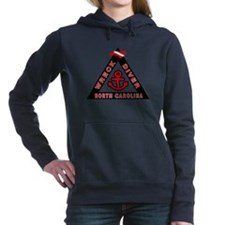 wreck-diver-triangle-NC-png.png Hooded Sweatshirt