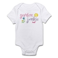 Garden Junkie Infant Bodysuit