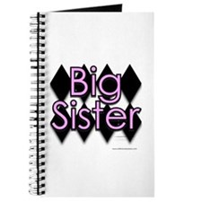 Big sister pink diamond Journal