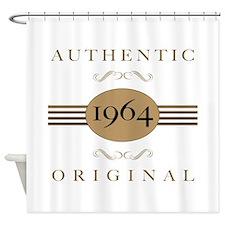 1964 Authentic Original Shower Curtain