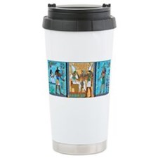 Unique Egyptian Travel Mug