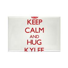 Keep Calm and Hug Kylee Magnets