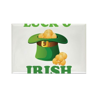 Luck o' Irish Rectangle Magnet (10 pack)