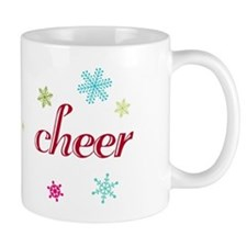 Cheer Holiday Mug