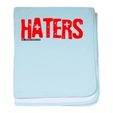 Haters baby blanket