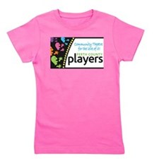 Perth County Players Girl's Tee