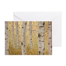 Ghosts Of Autumn Greeting Card